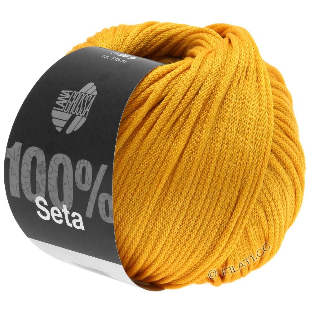 Lana Grossa SETA | 08-Melonengelb