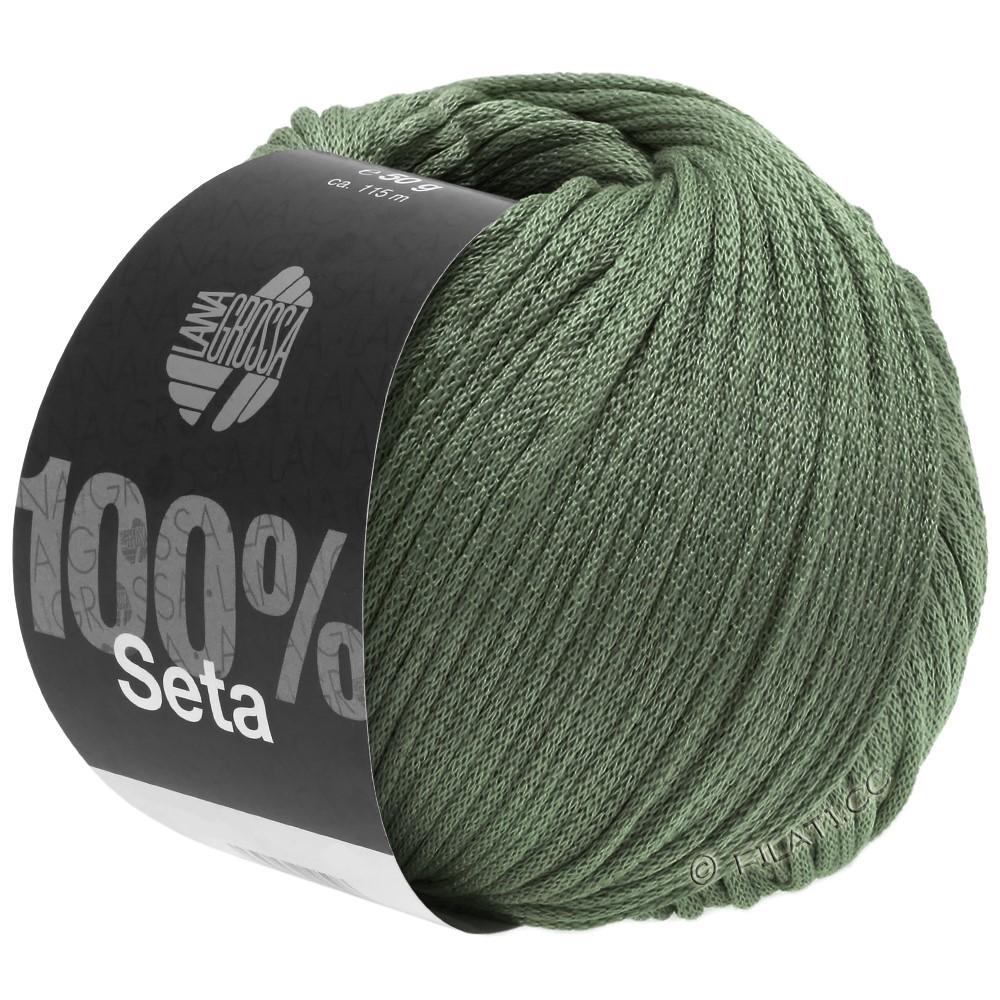 Lana Grossa SETA | 13-Graugrün