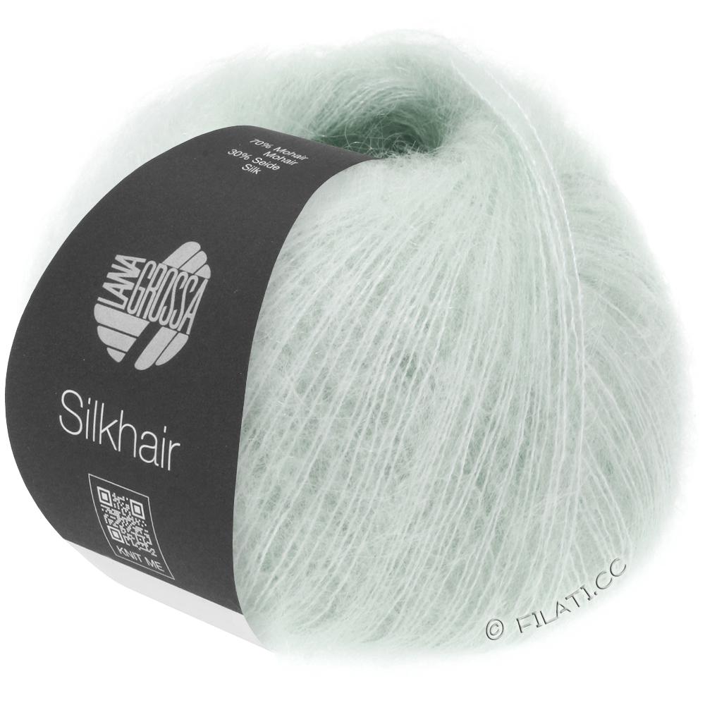 31,60€//100g Lana Grossa Silkhair Mohair 25g Farbe 101 vanille