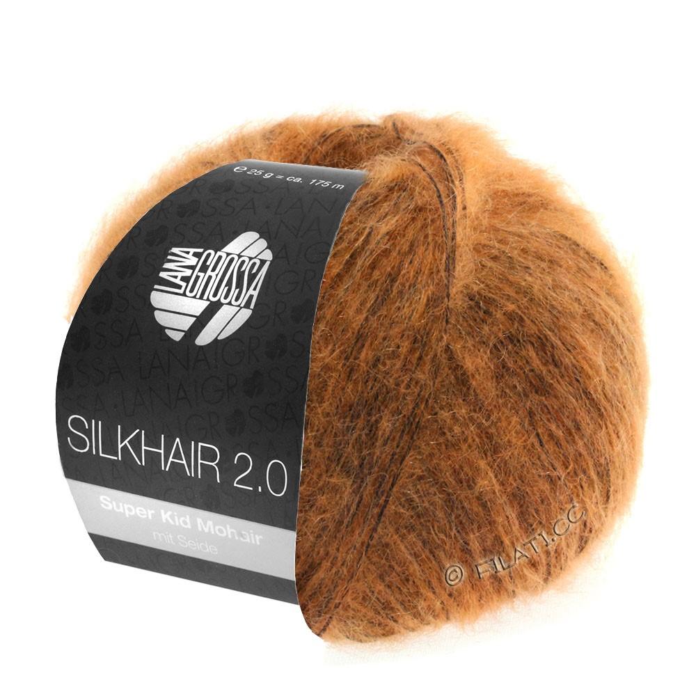 Lana Grossa SILKHAIR 2.0 | 05-Orange