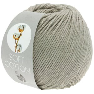 Lana Grossa SOFT COTTON | 04-Graubeige