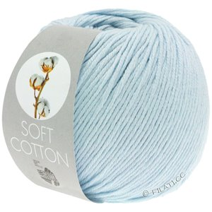 Lana Grossa SOFT COTTON | 08-Hellblau