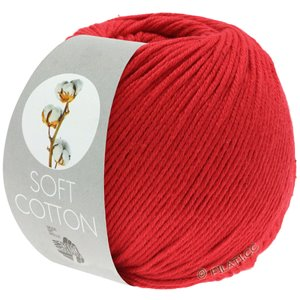 Lana Grossa SOFT COTTON | 13-Rot