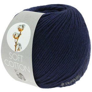 Lana Grossa SOFT COTTON | 17-Nachtblau