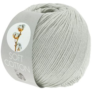 Lana Grossa SOFT COTTON | 18-Hellgrau