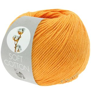 Lana Grossa SOFT COTTON | 19-Orange
