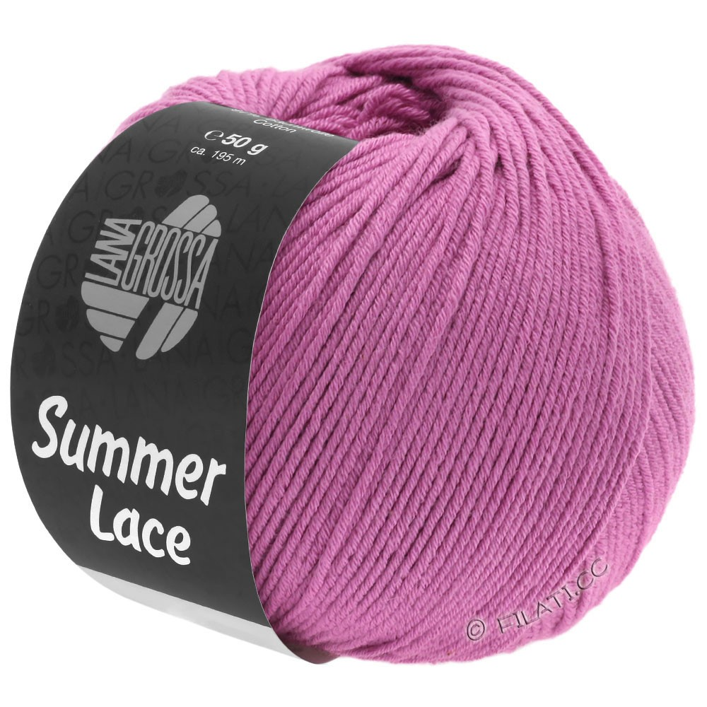 Lana Grossa SUMMER LACE | 04-Pink