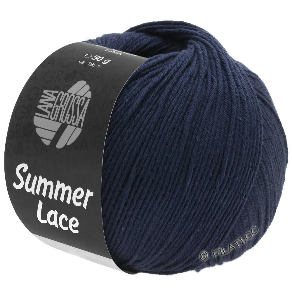 Lana Grossa SUMMER LACE | 15-Nachtblau