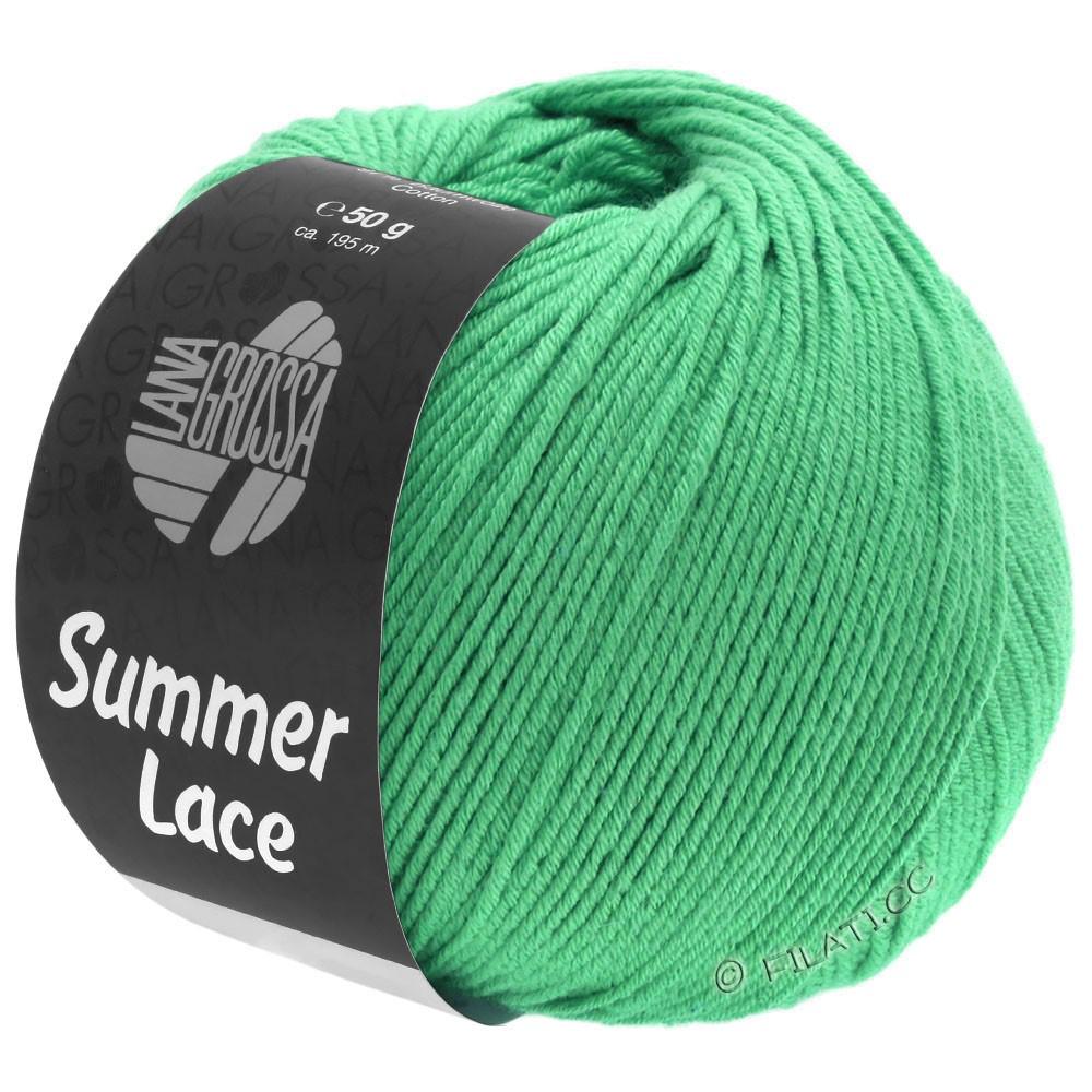 Lana Grossa SUMMER LACE | 22-Smaragd