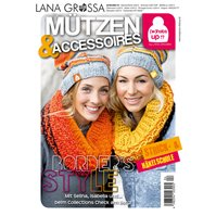 Lana Grossa FILATI Mützen & Accessoires No. 4
