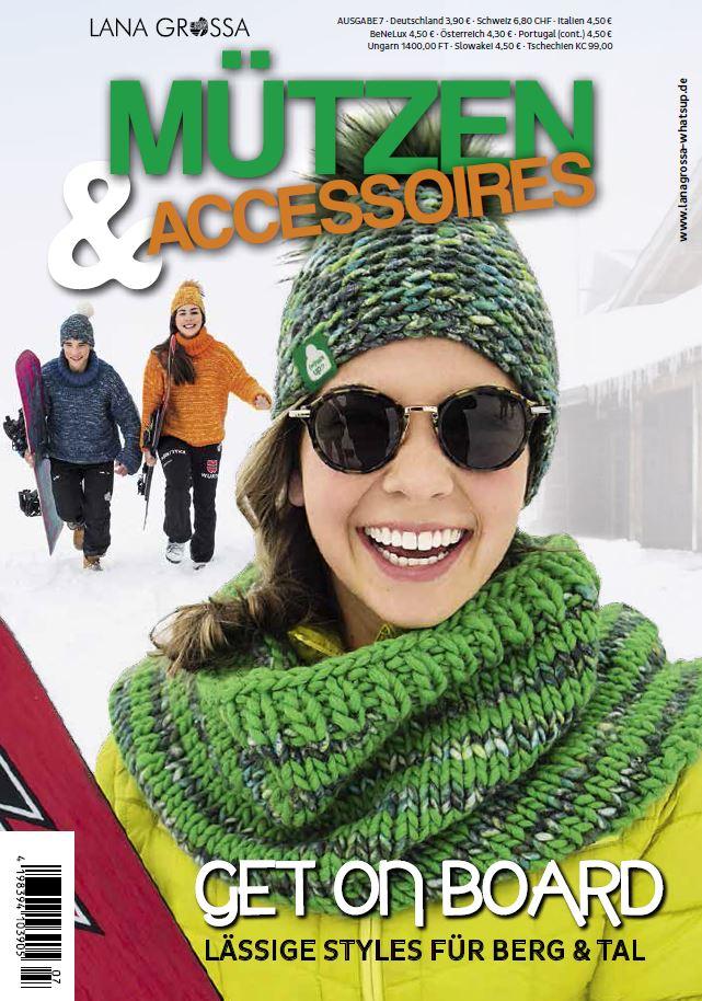 Lana Grossa Mützen /& Accessoires Ausgabe 6