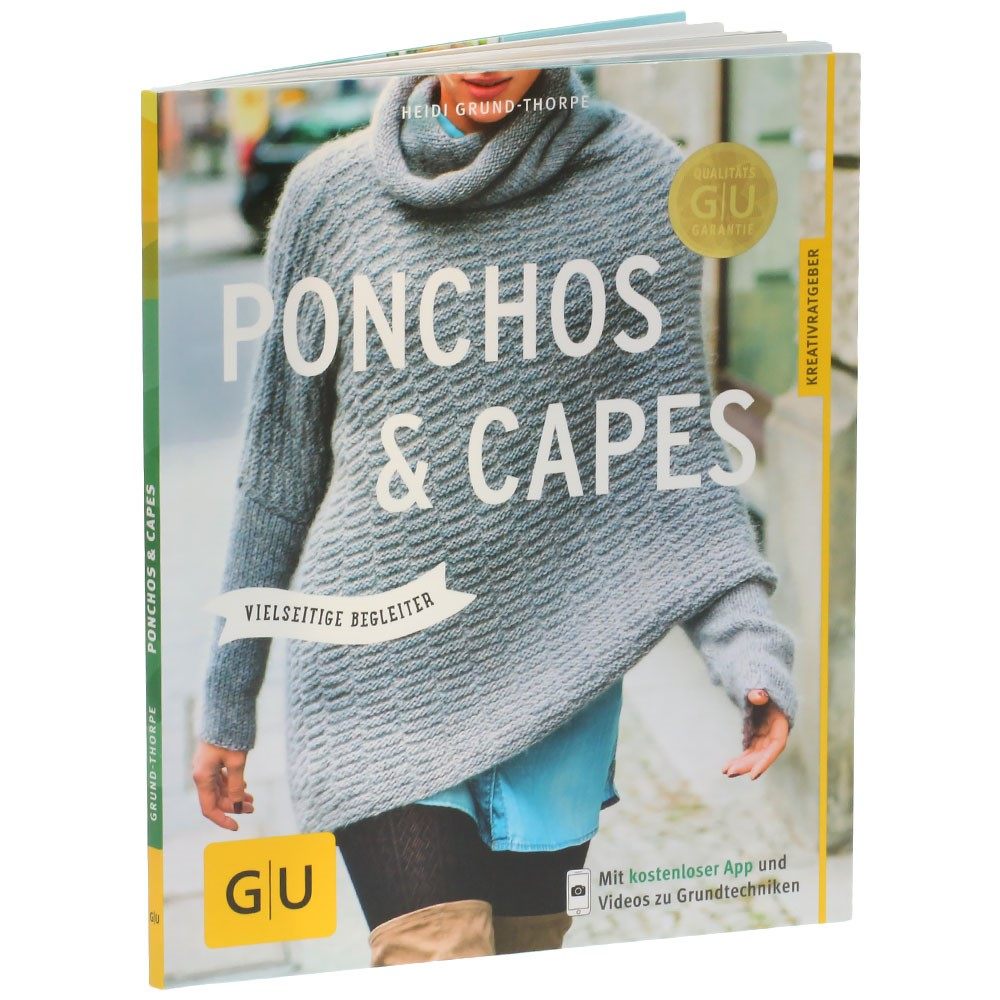 Lana Grossa PONCHOS & CAPES