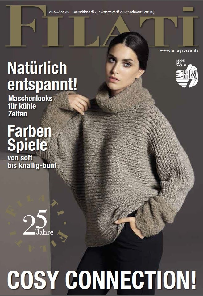 Lana Grossa FILATI No. 50 (Herbst/Winter 2015/16)