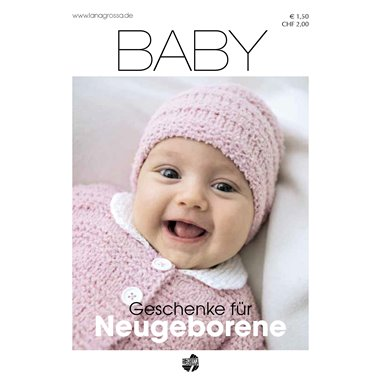lana grossa strampler baby soft baby booklet 2017 modell 7 filati strickmodelle modell. Black Bedroom Furniture Sets. Home Design Ideas