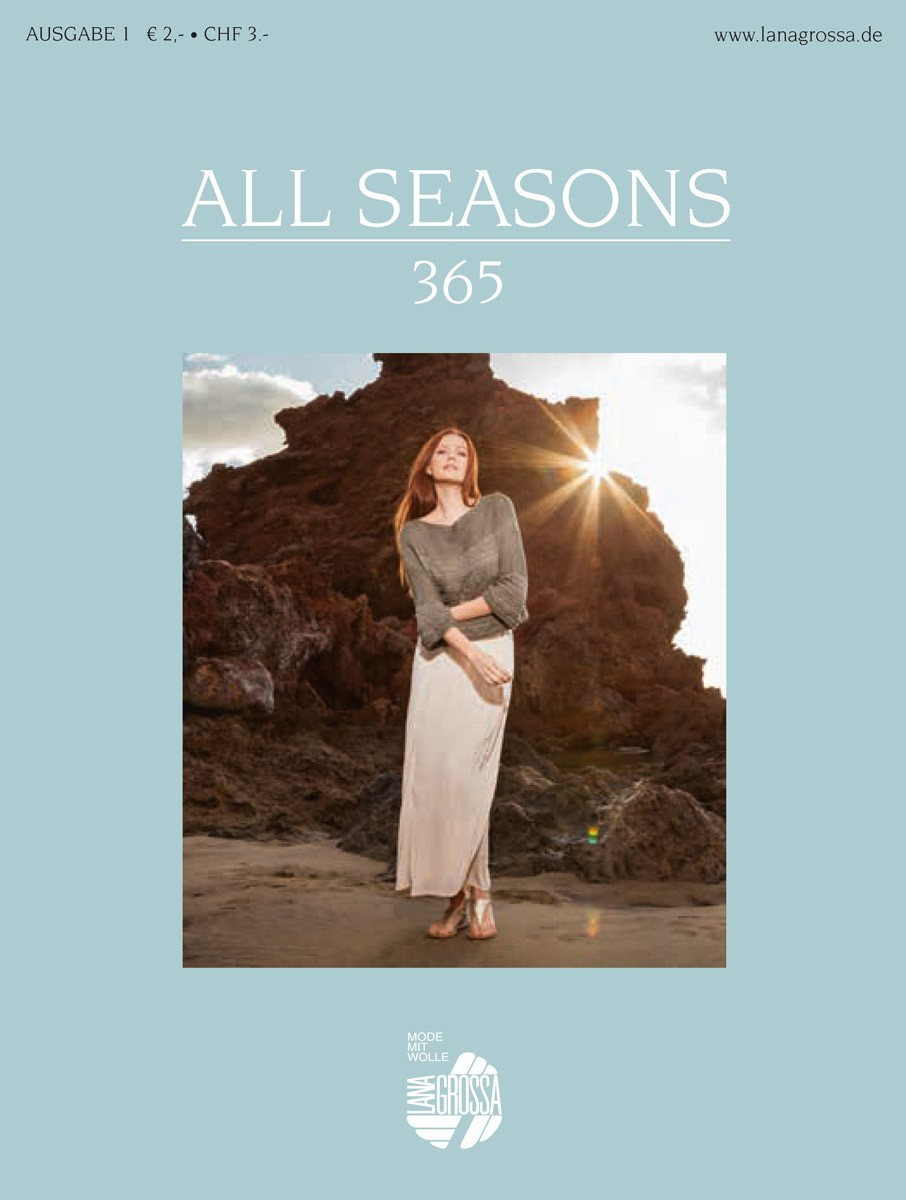 Lana Grossa ALL SEASONS 365 No. 1