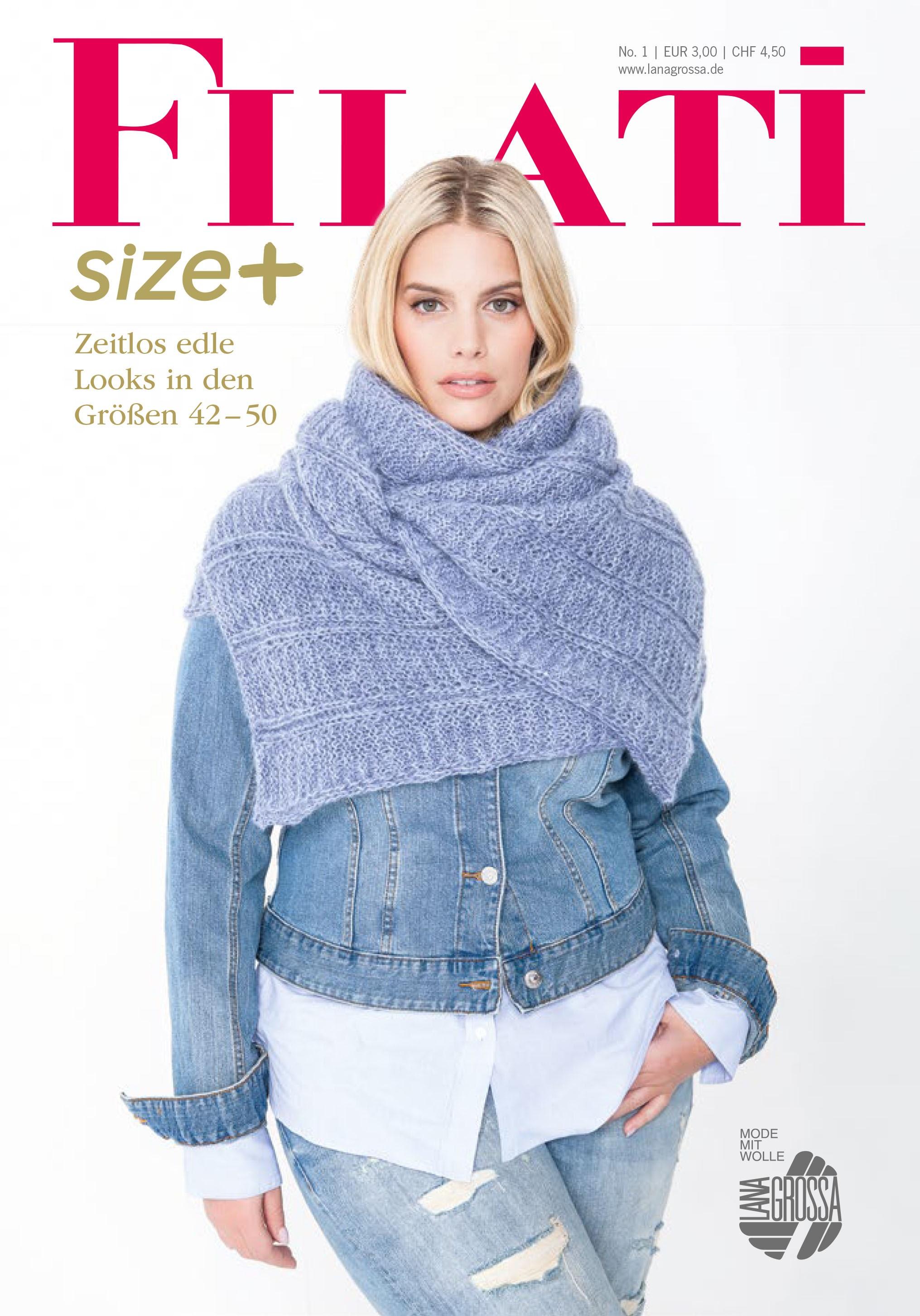 Lana Grossa FILATI Size Plus