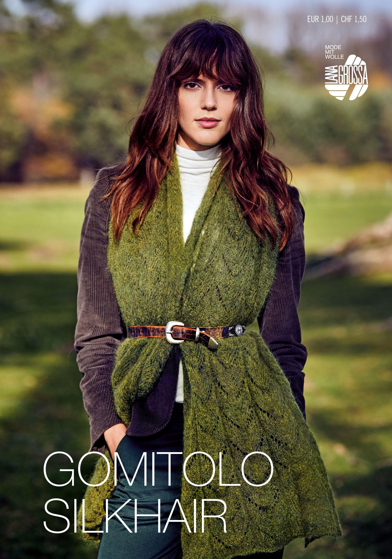 Lana Grossa GOMITOLO SILKHAIR Flyer