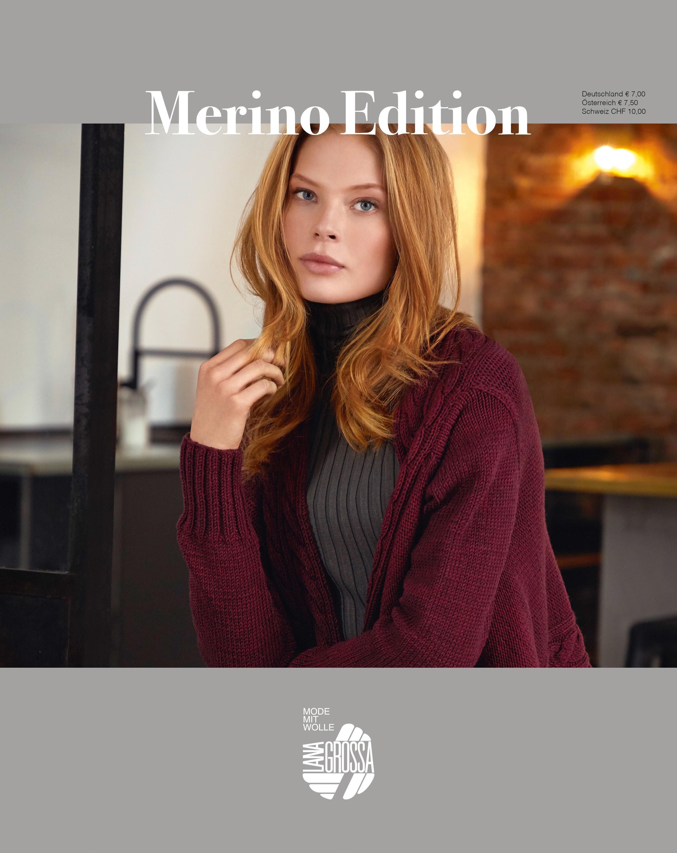 Lana Grossa Merino Edition No. 1 | FILATI.cc Onlineshop