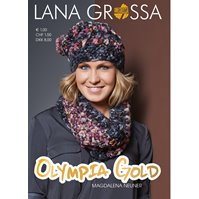 Lana Grossa OLYMPIA Folder-GOLD