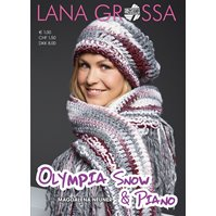 Lana Grossa OLYMPIA Folder-SNOW & PIANO