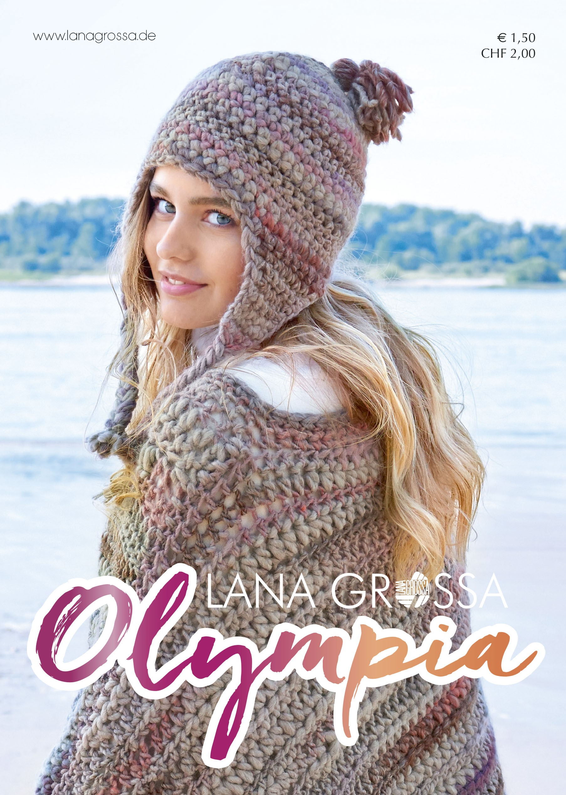 Lana Grossa OLYMPIA Flyer 2016