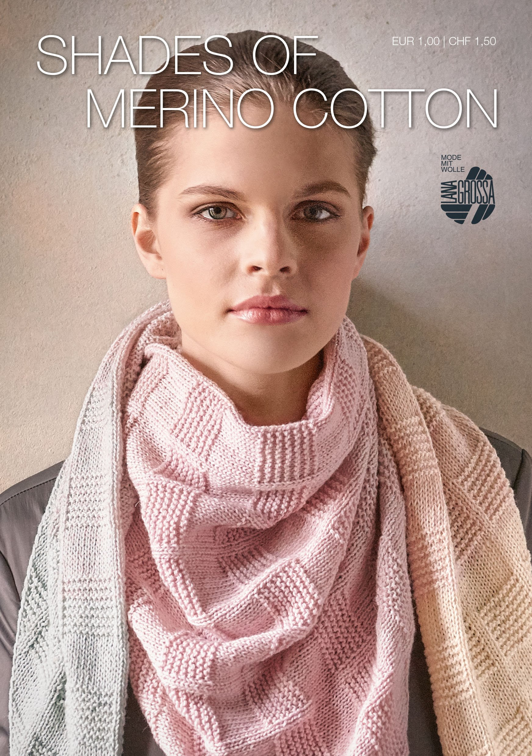 Lana Grossa SHADES OF MERINO COTTON Flyer