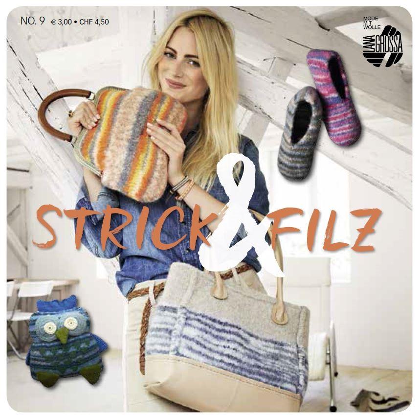 Lana Grossa STRICK & FILZ No. 9