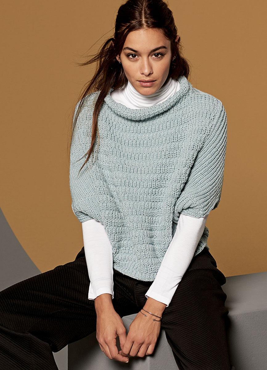Lana grossa pullunder cool wool big filati classici no 10 modell 7 filati strickmodelle - Lana grossa diva ...