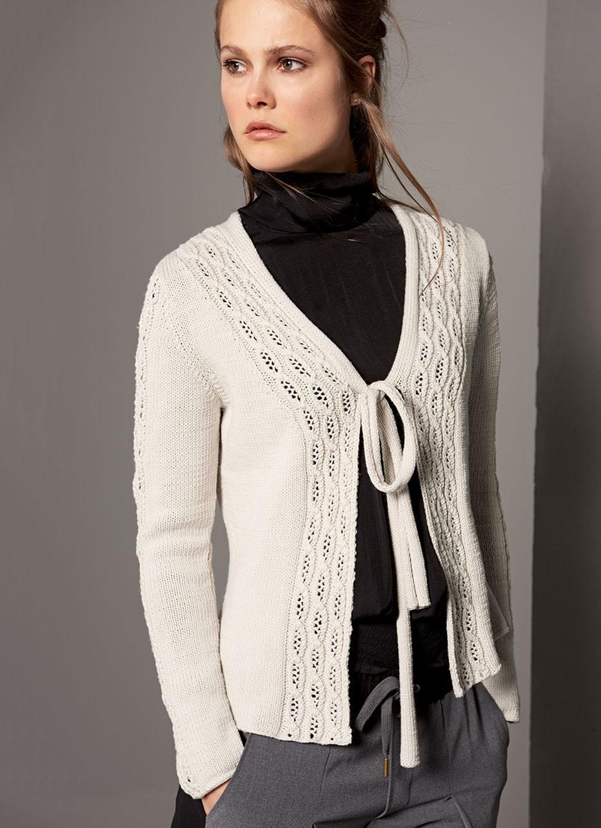 Lana Grossa JACKE Cool Wool