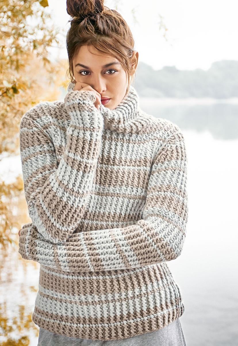 Lana Grossa PULLI Alta Moda Cashmere 16