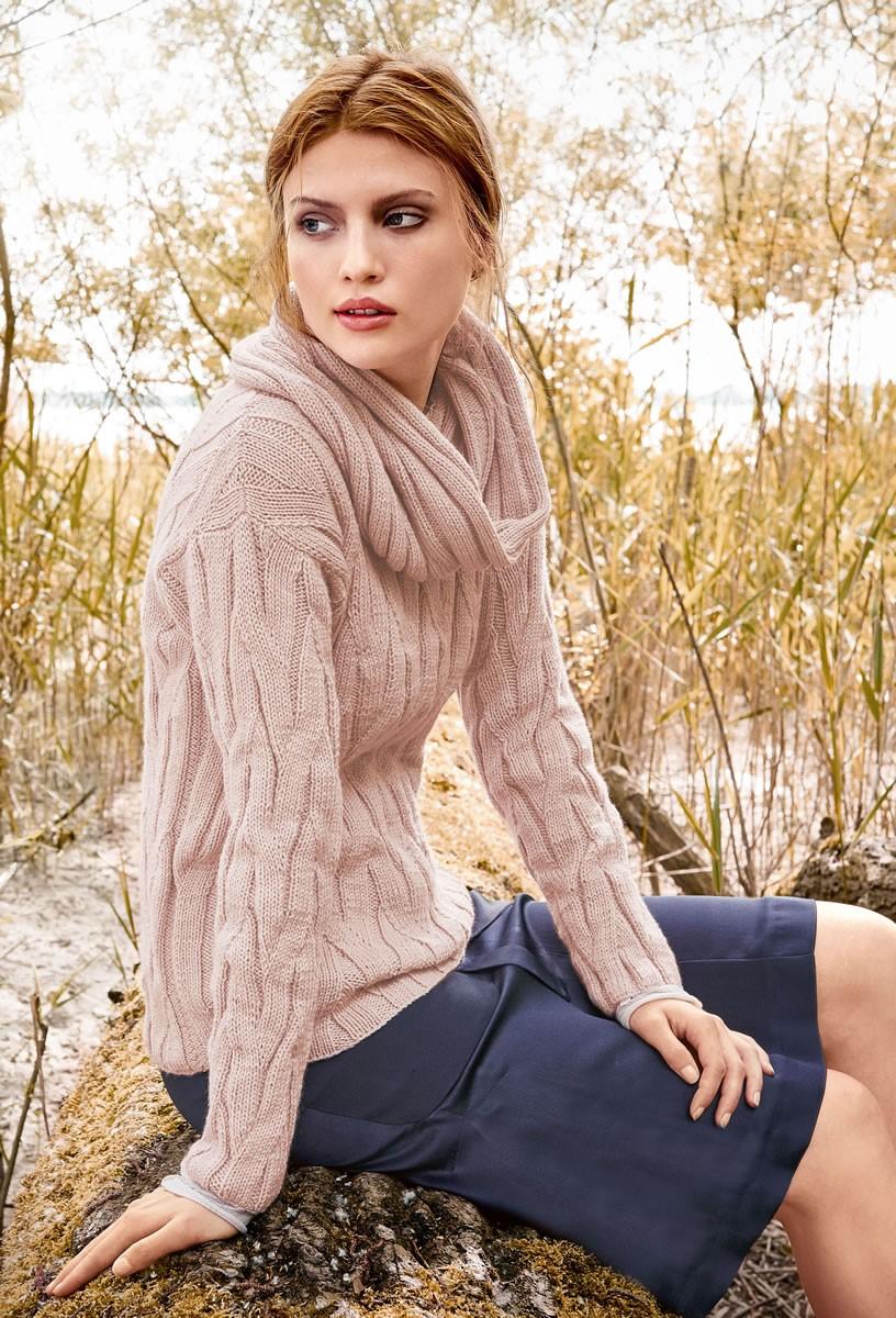 Lana Grossa PULLI Cool Wool Cashmere
