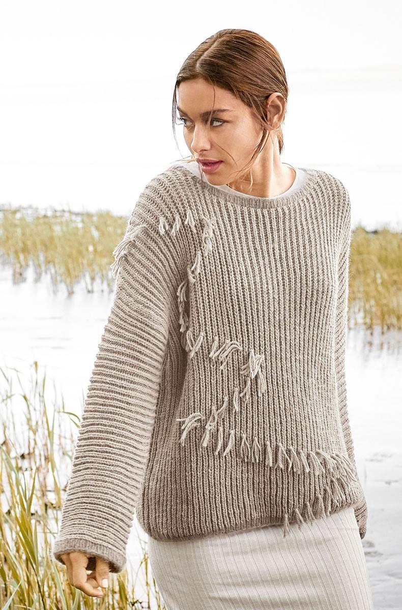 Lana Grossa PULLI Cool Wool Alpaca/Splendid