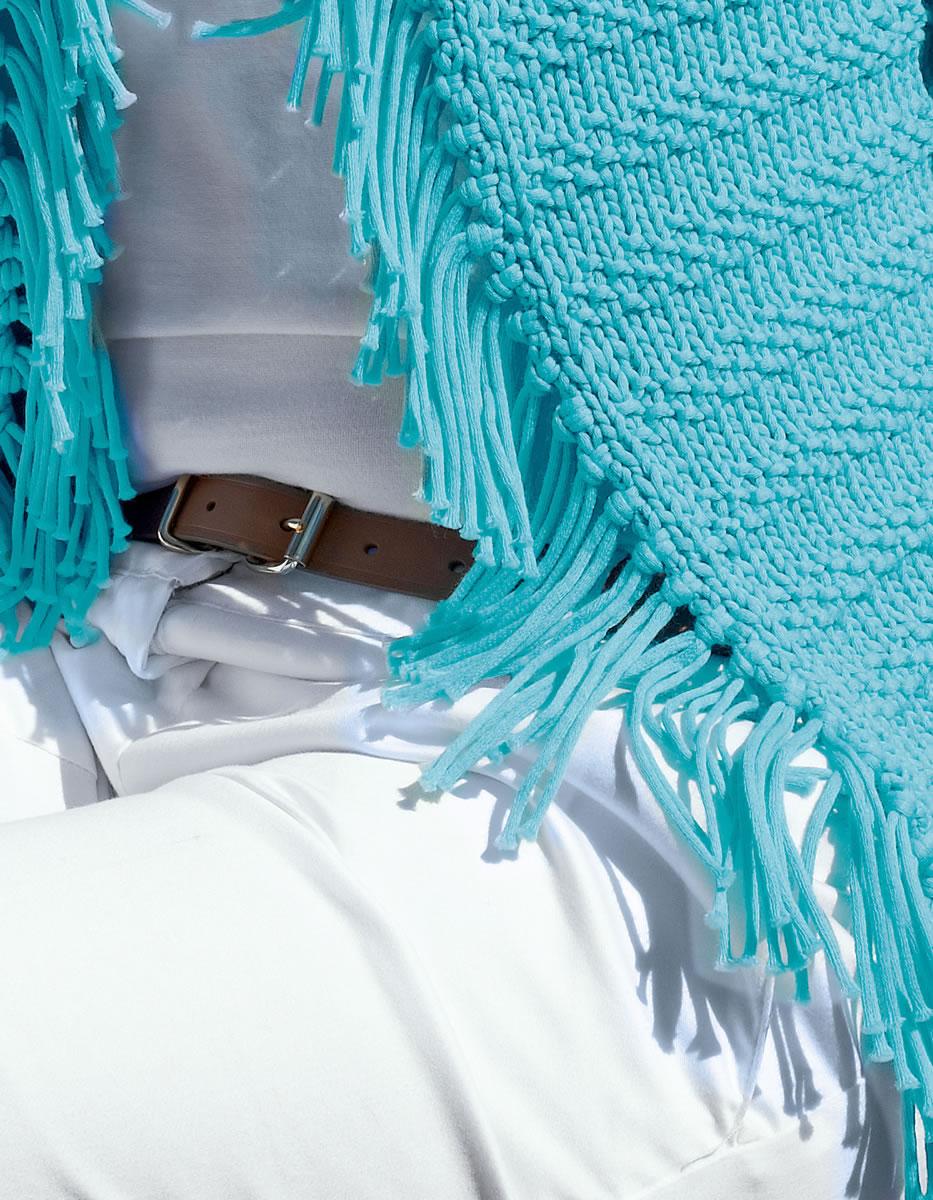 lana grossa weste mit perlmuster cotofine filati classici no 3 modell 1 filati. Black Bedroom Furniture Sets. Home Design Ideas