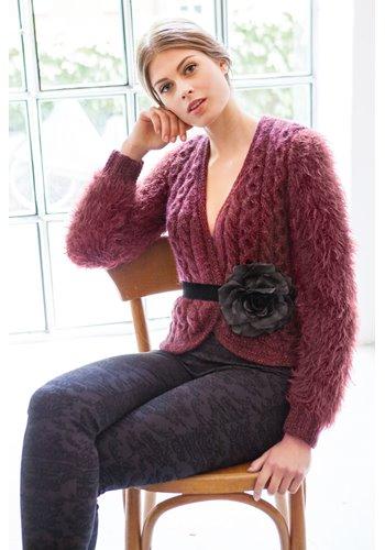 lana grossa jacke splendid am superbaby fine peppina filati handstrick no 57 modell 49. Black Bedroom Furniture Sets. Home Design Ideas
