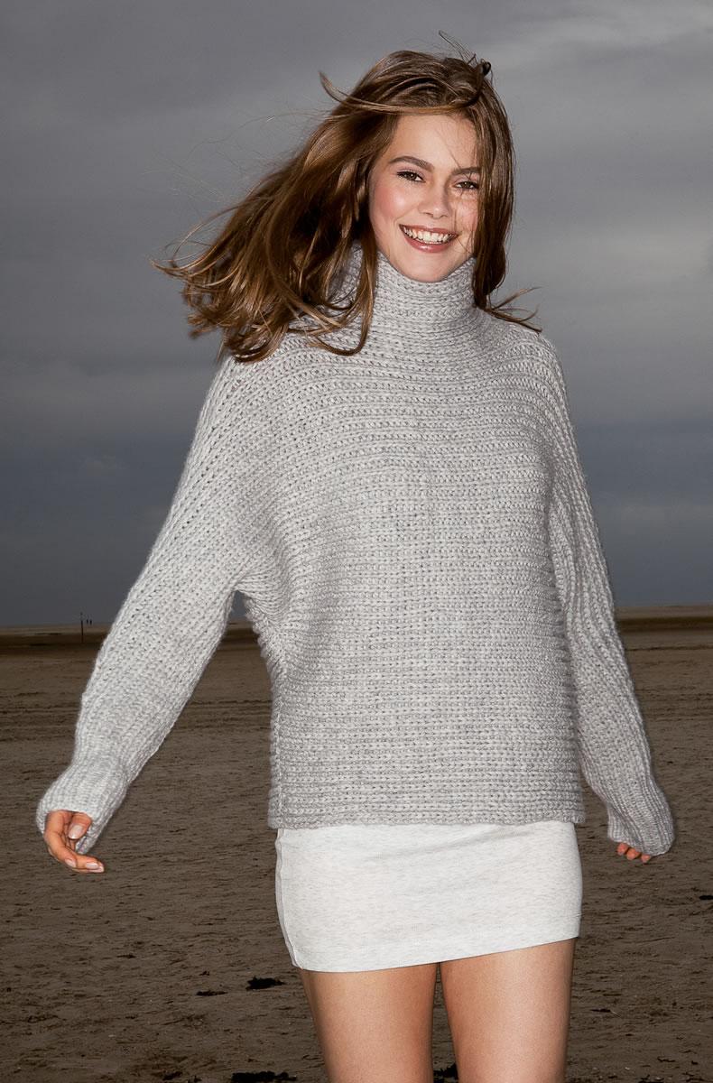 Lana Grossa PULLI Alta Moda Cashmere 16 | FILATI Handstrick No. 61 ...