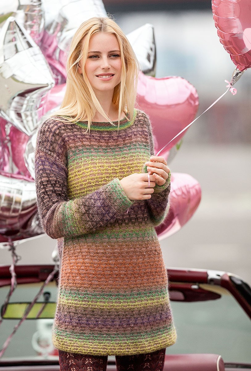 Lana Grossa PULLI Cashmere 16 Fine/Silkhair Paillettes