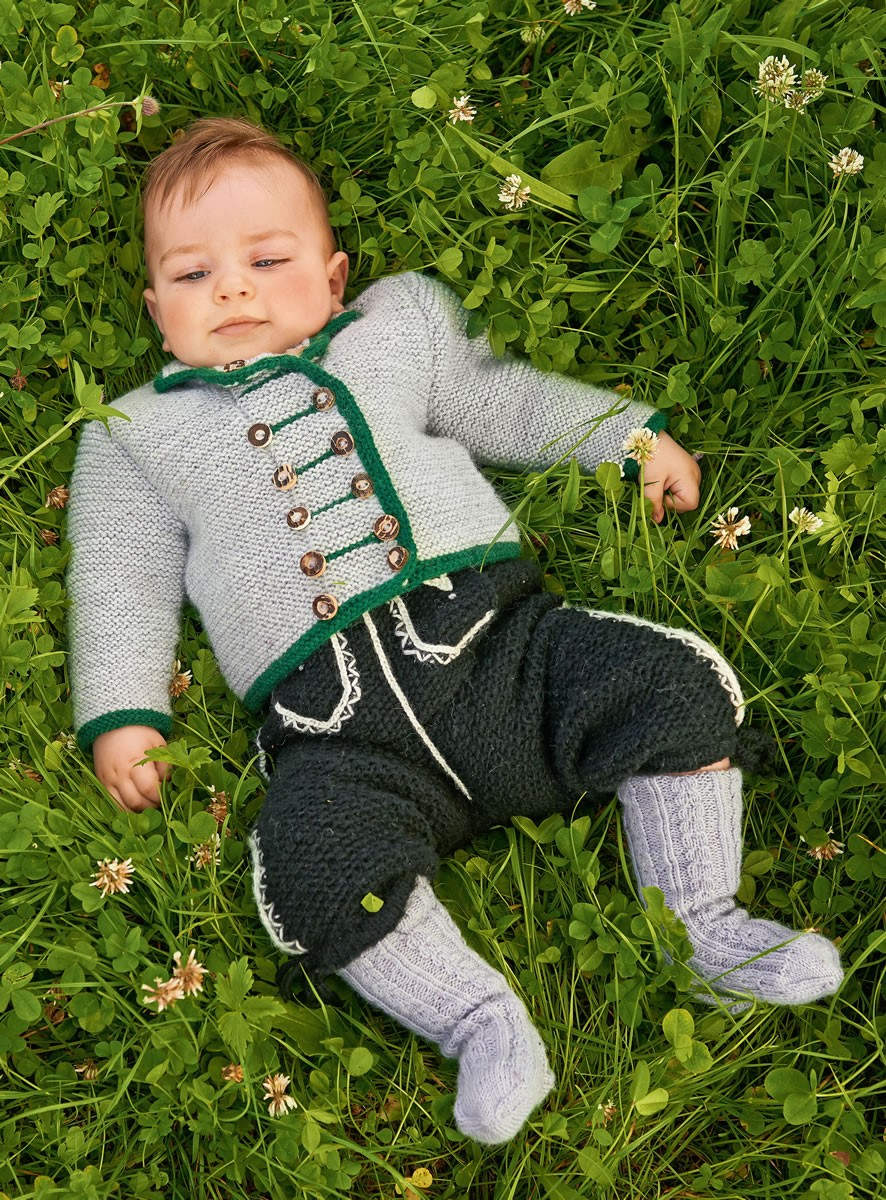 Lana Grossa BABY-HOSE Cool Wool Big/Meilenweit 50