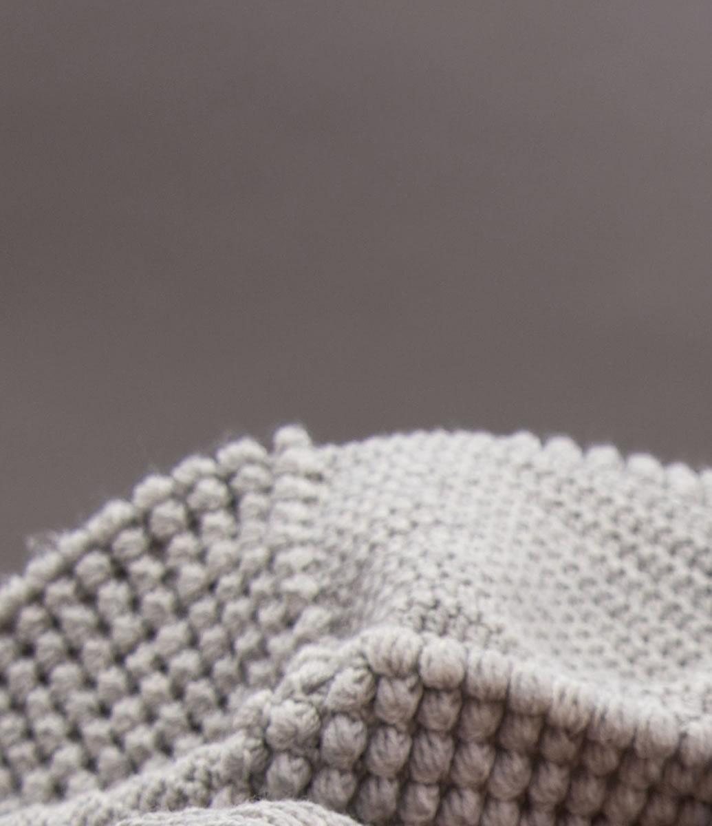 Lana Grossa Decke Cool Wool Baby Filati Infanti No 9 Modell 40
