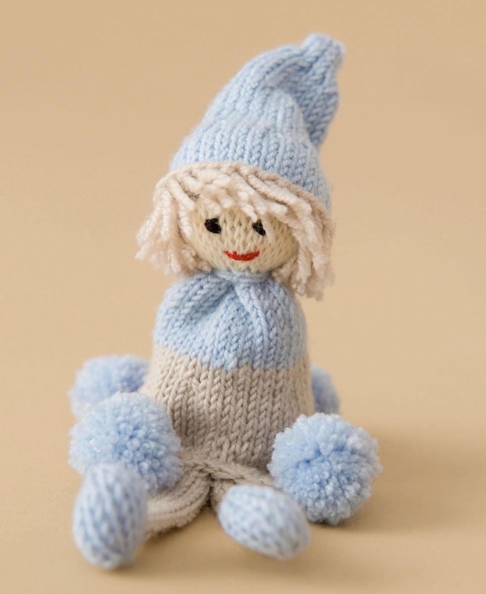Lana Grossa FINGERPUPPE Cool Wool Baby
