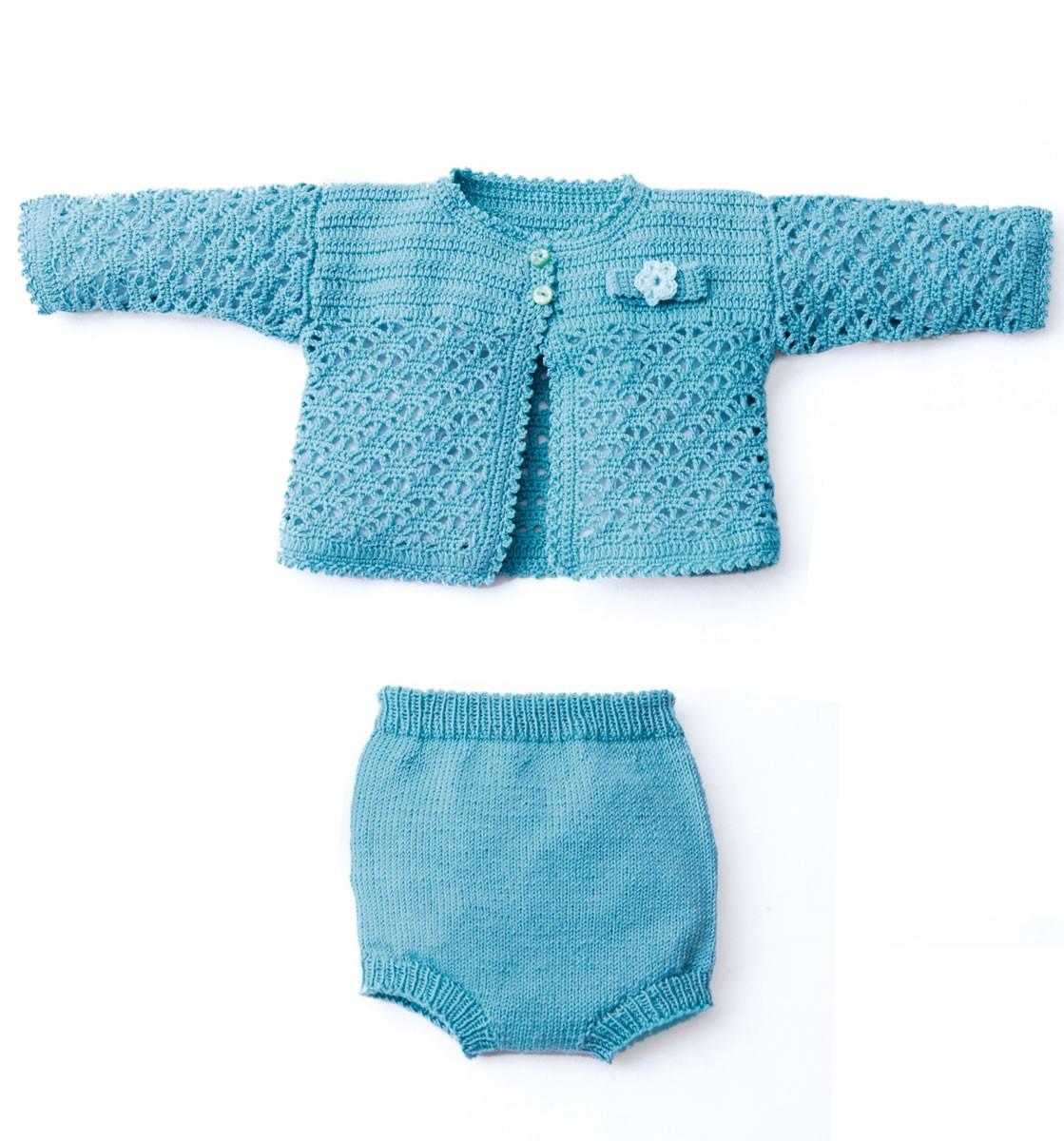 Lana Grossa JACKE & HOSE Cool Wool Baby