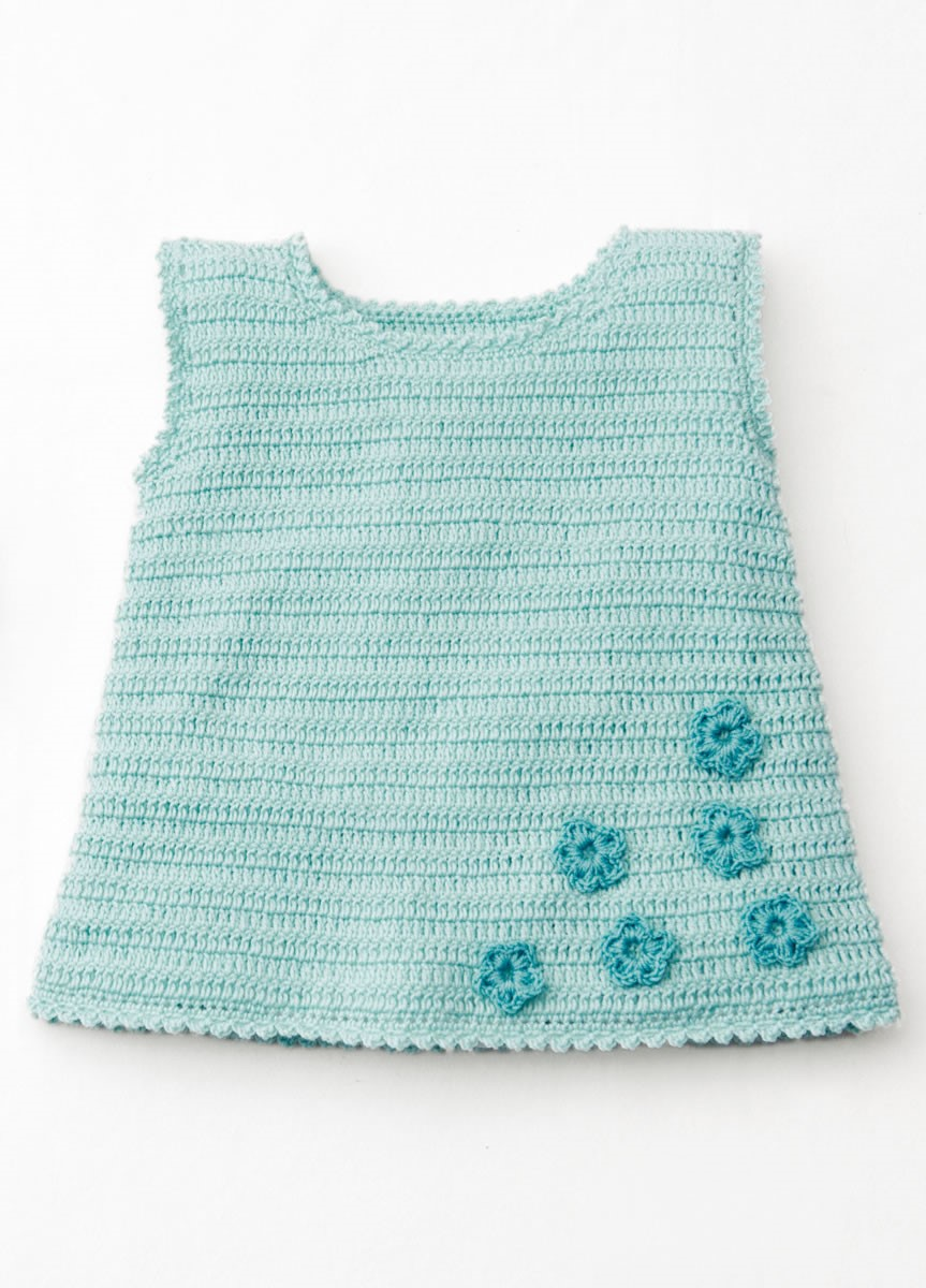 Lana Grossa KLEID Cool Wool Baby