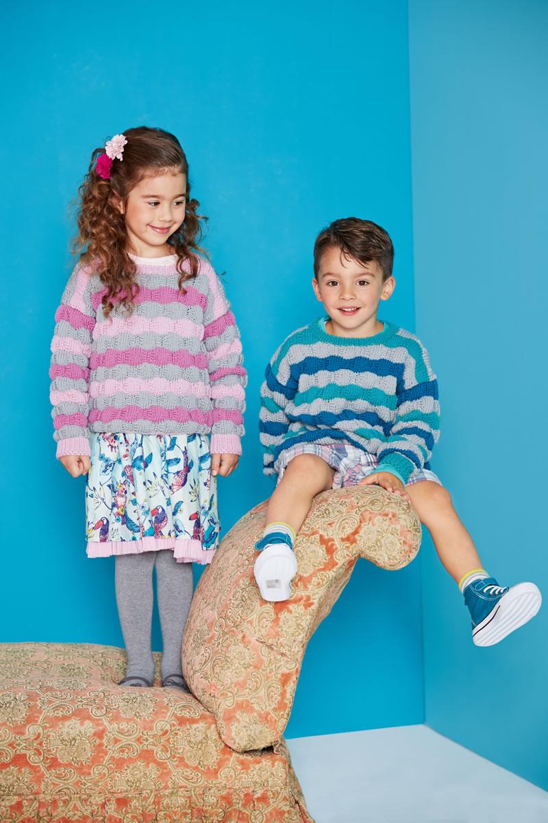 lana grossa pullover cool wool big filati kids teens. Black Bedroom Furniture Sets. Home Design Ideas