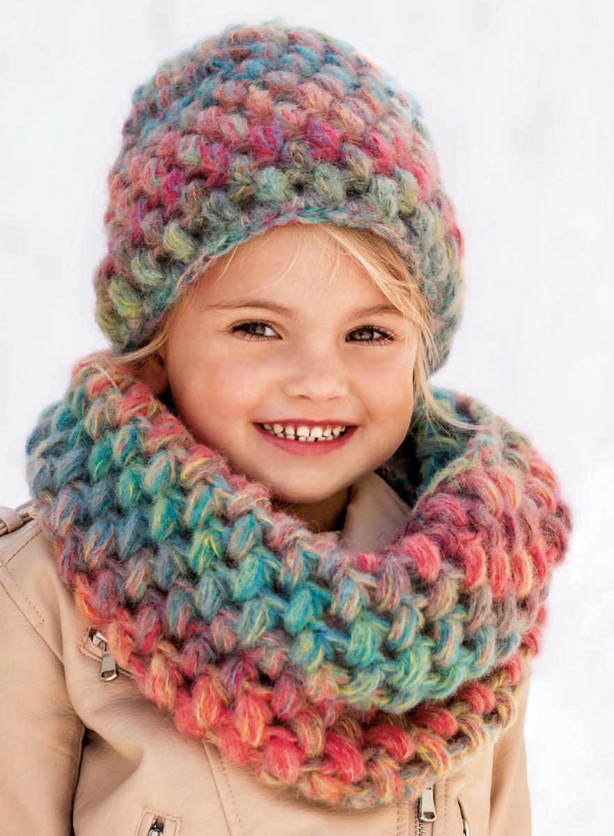 Lana Grossa Loop Tutti Filati Kids No 10 Modell 2 Filati