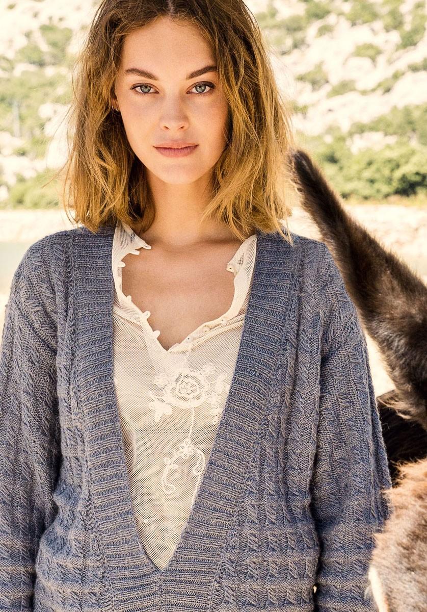 Lana Grossa PULLI Alpaca Peru 200/Silkhair