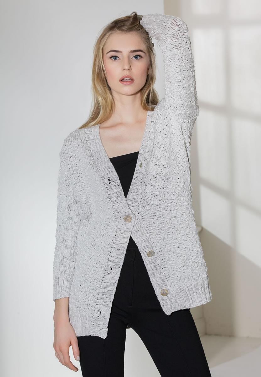 Lana Grossa JACKE Cotton Style/Only Cotton