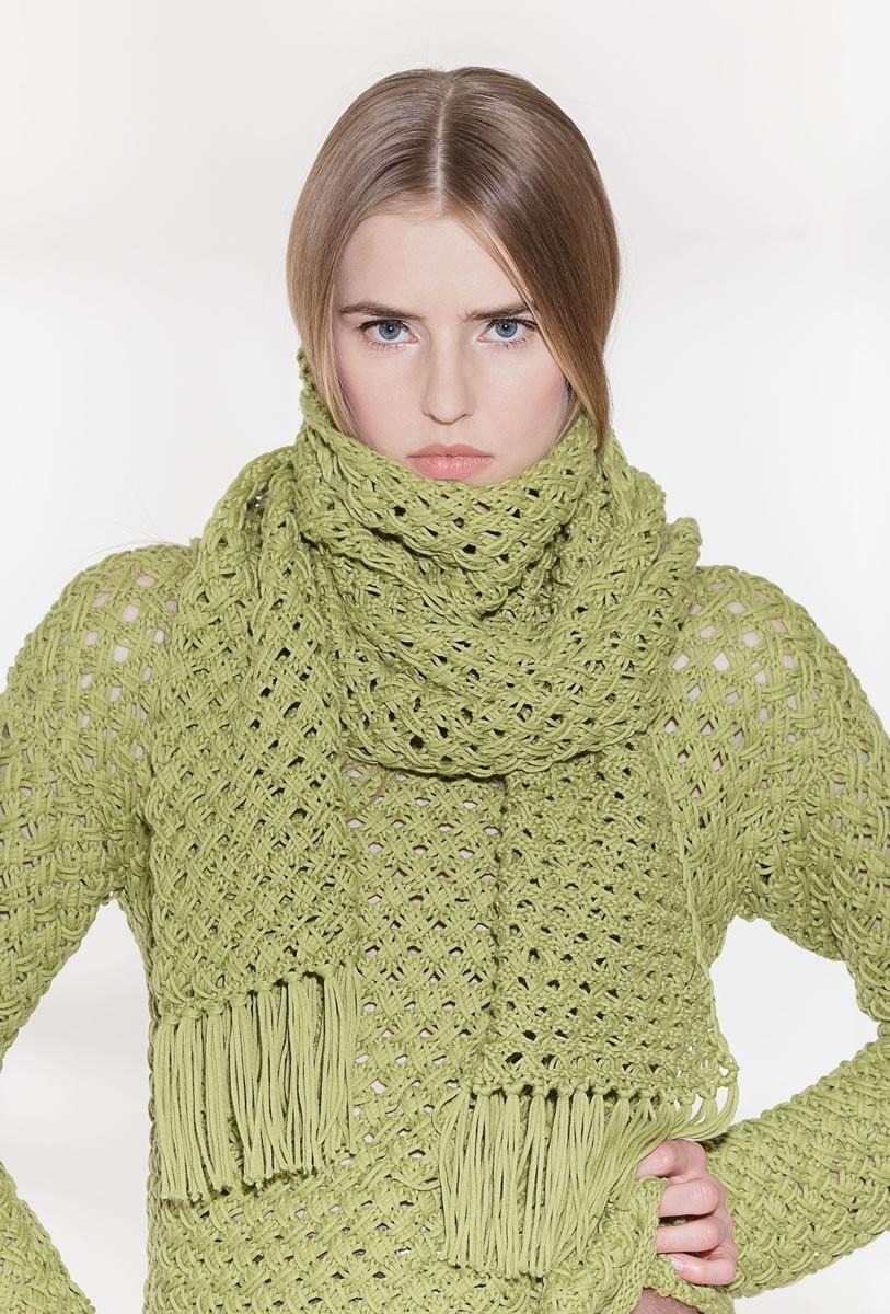Lana Grossa SCHAL Only Cotton