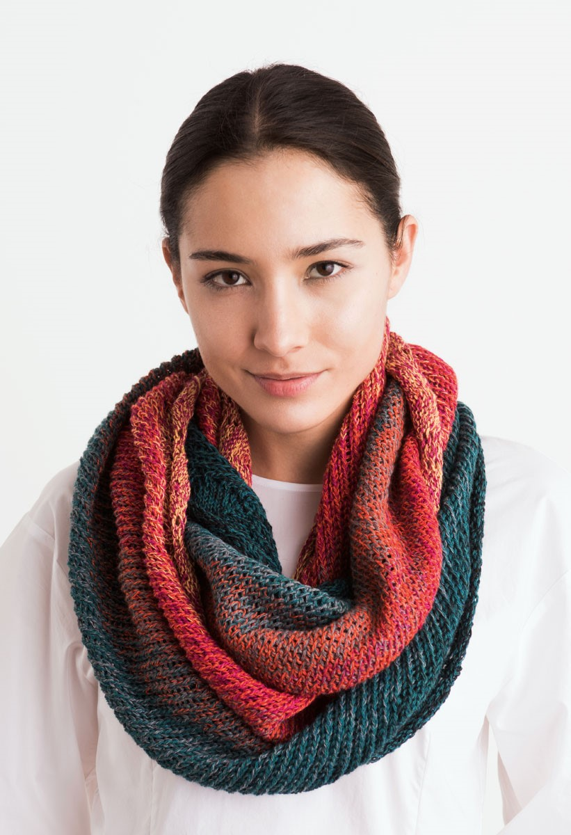 Lana Grossa LOOP Shades of Merino Cotton