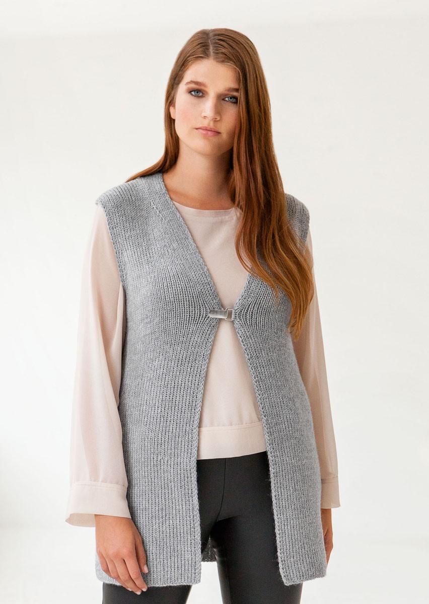 Lana Grossa WESTE Cool Wool Alpaca