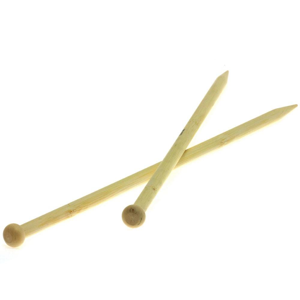 Lana Grossa Jackenstricknadel Bambus St.10,0