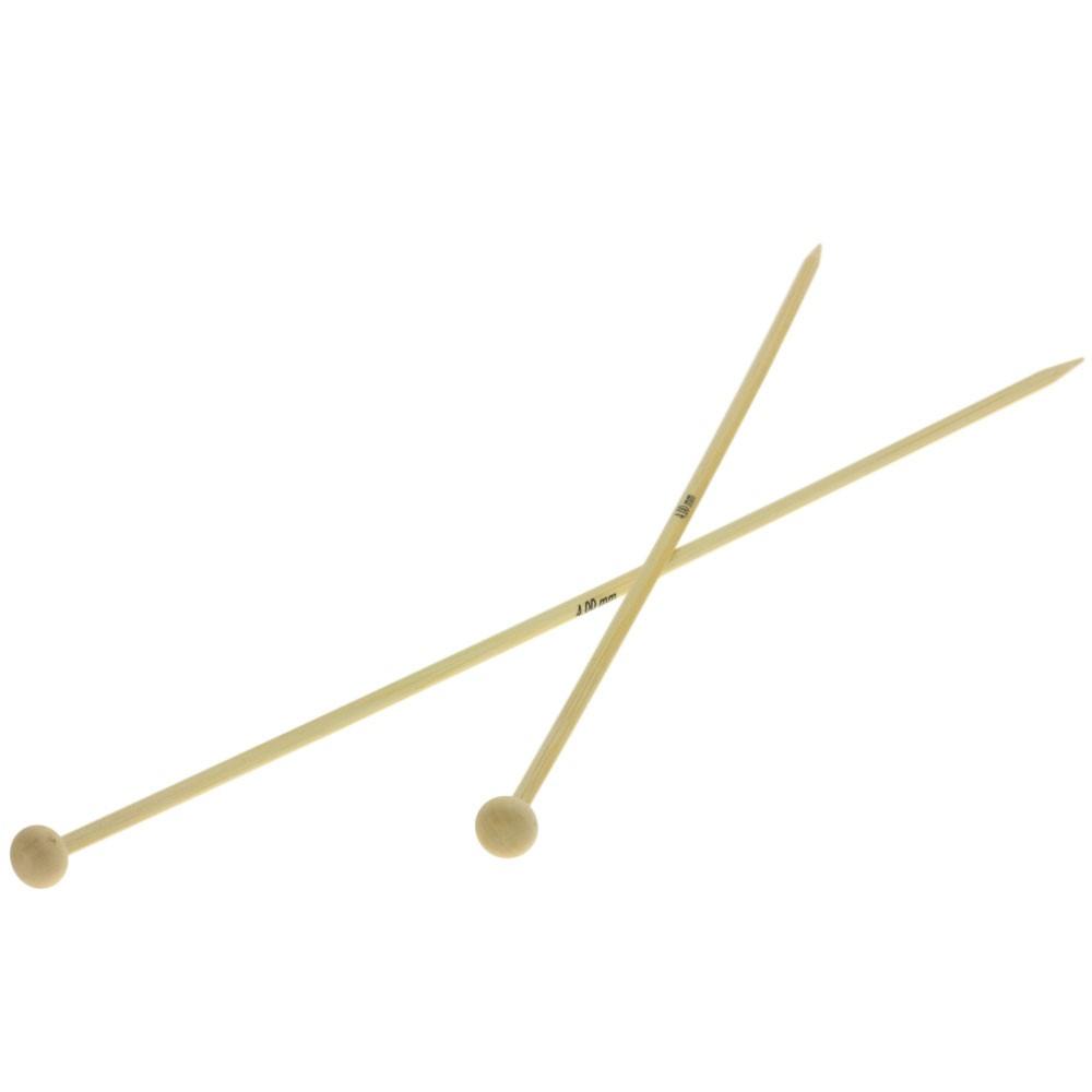 Lana Grossa Jackenstricknadel Bambus St. 4,0